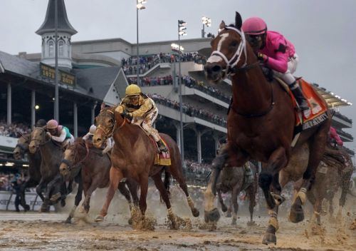 Maximum Security owners file lawsuit for Kentucky Derby disqualification