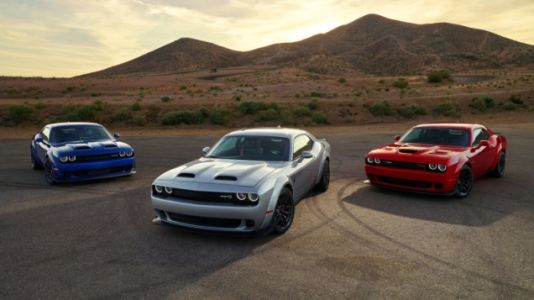 The 797 HP 2019 Dodge Challenger Hellcat Redeye Will Be $15,000 Cheaper Than The Demon