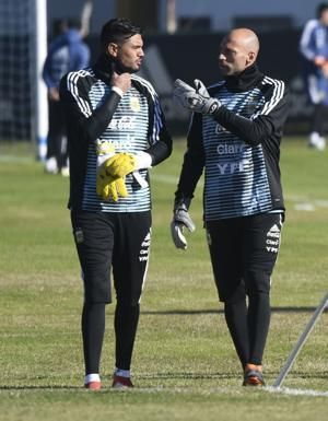 Argentina goalkeeper Romero out of World Cup with injury