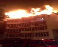 At least 17 killed in Hotel Arpit Palace, Karol Bagh, Delhi fire