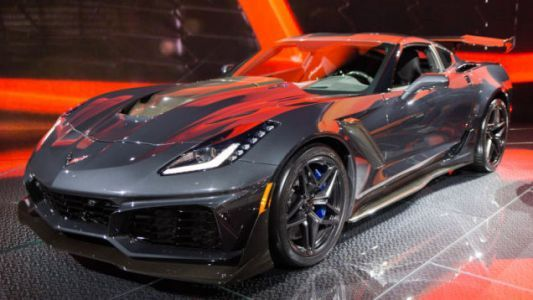 The First 2019 Corvette ZR1 Just Sold For $925,0000