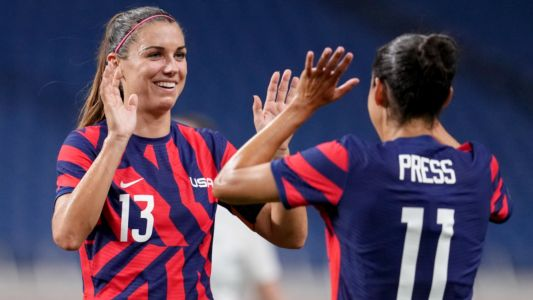 Is the USWNT back? What went right in Olympic soccer rout of New Zealand