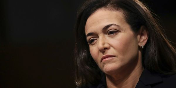 Sheryl Sandberg repeatedly tried to downplay Russia's involvement in misinformation on Facebook, report says