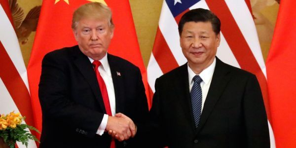 Trump launches peculiar attack on China and Russia for 'playing the Currency Devaluation game'