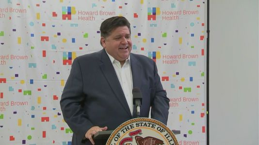 Pritzker administration warns of 20% income tax hike if graduated tax amendment doesn't pass
