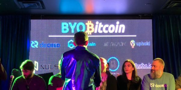 CRYPTO INSIDER: We went inside SXSW's bitcoin party