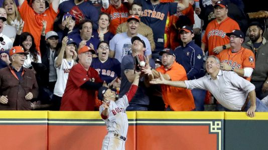 Red Sox Mookie Betts involved in controversial postseason play