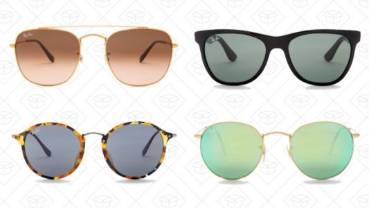 Shine Some Light On Savings With This Ray-Ban Sale at Nordstrom Rack