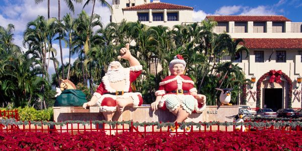 Celebrate the Holidays in Hawaii? Yes, Please!