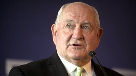 Agriculture Secretary Sonny Perdue Is 2018's 'Designated Survivor'