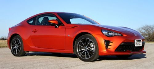 Toyota And Subaru Just Might Be Working On A New 86: Report