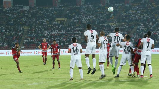ISL 2017: NorthEast United 0-0 Jamshedpur FC - The Highlanders start their campaign with a draw