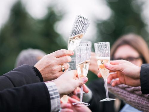 Americans buy more champagne than anyone else in the world - and Brexit could be to blame