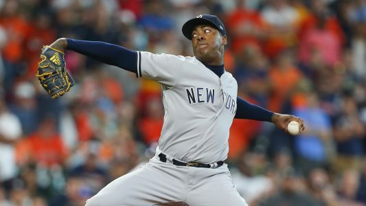 Yankees get Aroldis Chapman back as playoffs near