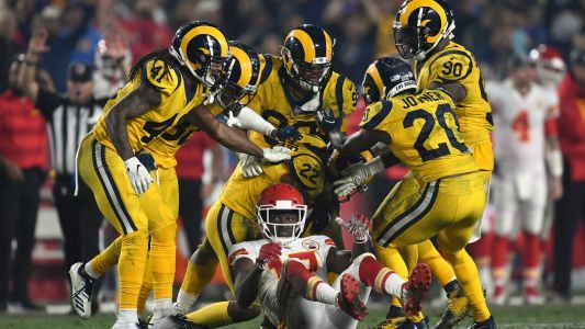 Rams-Chiefs result Monday night sends ripples beyond Los Angeles, Kansas City