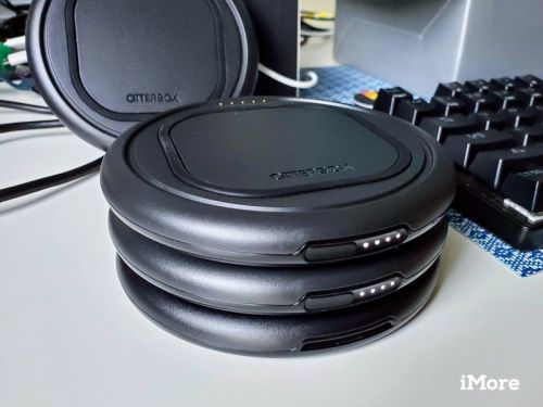 OtterBox unveils stackable, modular wireless charging battery system