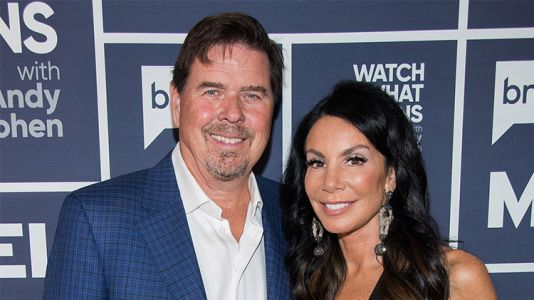 Danielle Staub Sparks Divorce Rumors Two Months After Marrying Marty Caffrey