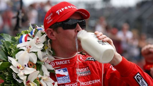 Why does the Indianapolis 500 winner drink milk?