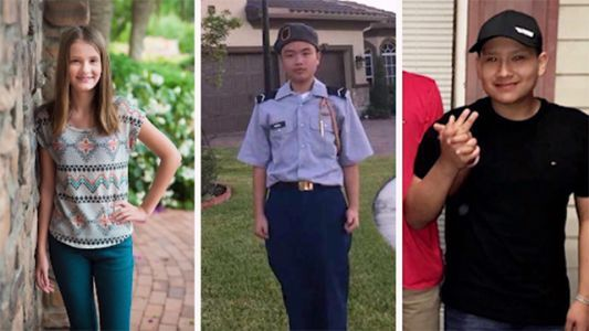 Army awards medals to students killed in Florida shooting