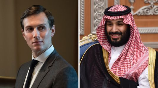 Khashoggi Disappearance Tests Ties Between Jared Kushner And Saudi Crown Prince