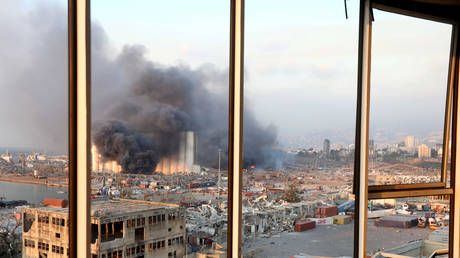 Toll expected to rise in blast that shook Beirut, killing 78 and injuring thousands