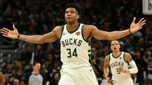 Giannis Antetokounmpo, Rudy Gobert, Paul George highlight NBA All-Defensive First Team