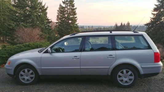 At $1,200, Could This 2001 VW Passat 1.8T Get You To Roll Up Your Sleeves?