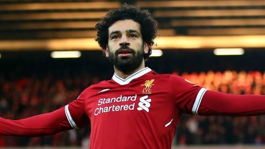 I want to win the English Premier League title with Liverpool - Mohamed Salah