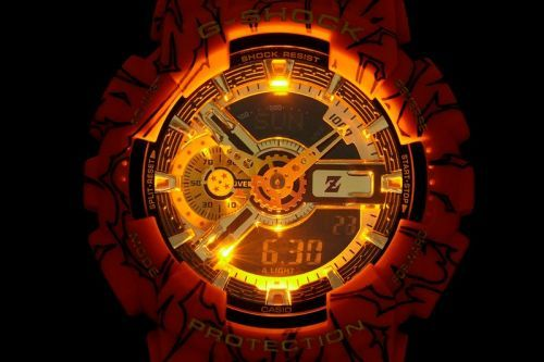 """G-SHOCK and 'Dragon Ball Z's """"Son Goku"""" Watch Will See Wider Release"""