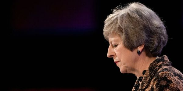 What happens now Theresa May has announced her resignation?