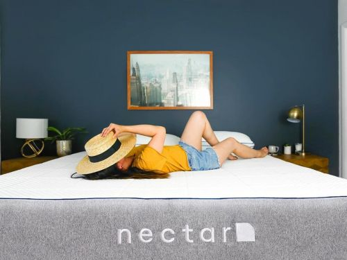 Get $125 off a new Nectar mattress and 2 free pillows - plus more of today's best deals