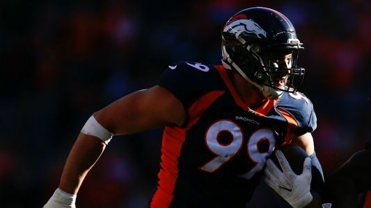Rape case against Broncos' Adam Gotsis has been dropped