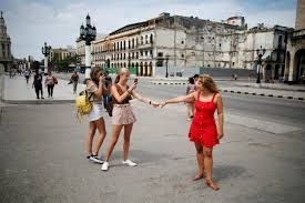 Tourist arrivals to Cuba down by 23.6% post US' travel ban