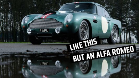Alfa Romeo Needs to Get Its Act Together and Do Some Vintage Remakes