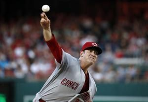 Reds' Harvey back in New York: 'I made a lot of mistakes'