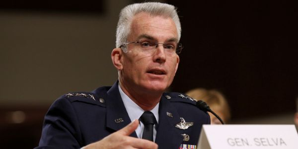 A retired Air Force general who served as a senior military advisor to Trump just endorsed Biden for president