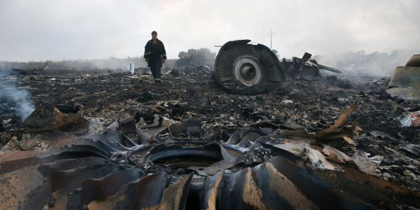 State Department deletes a statement condemning Russia over MH17 downing right Trump's Putin summit