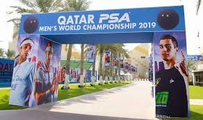 Qatar Airways Proud to Sponsor the Qatar PSA World Squash Championship 2019