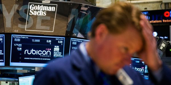 CRYPTO INSIDER: Goldman Sachs will soon trade bitcoin-linked products