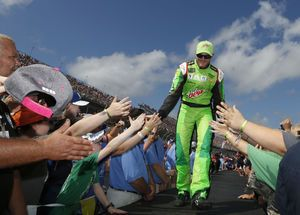 NASCAR's most popular driver expecting a baby girl