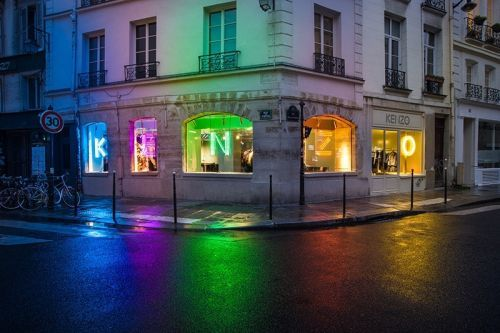 "KENZO Opens New ""Event Store"" in Paris"