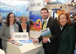 Galway tourism companies take part in the biggest travel fair of the world in London!