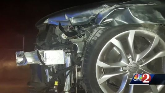 Florida Shop Crashes a Guy's Audi S4 But Wants His Insurance to Pay For It