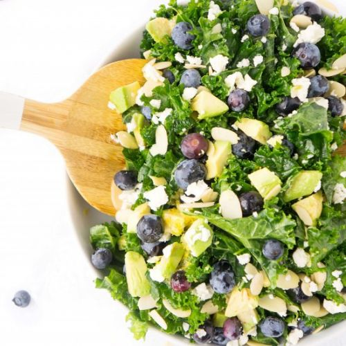 Blueberry & Avocado Salad