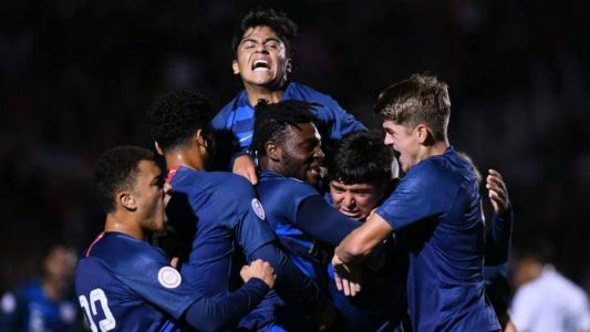 USMNT U-20s dominate Concacaf field and give fans hope for the future