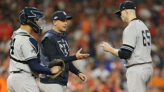 MLB playoffs 2019: 'Bullpenning' comes to Yankees-Astros ALCS