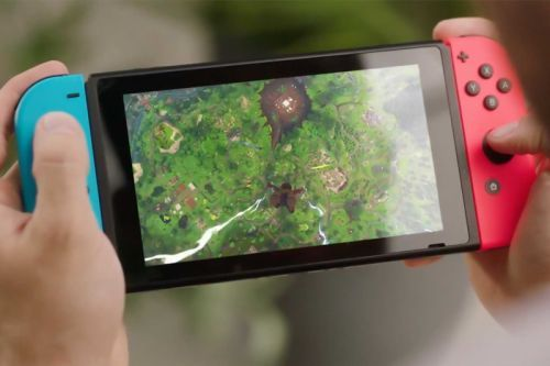 'Fortnite' Now Officially Available On The Nintendo Switch