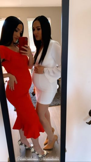 Nikki Bella Reveals the Best Pregnancy Advice Sister Brie Has Given Her: 'Letting Go of Vanity'