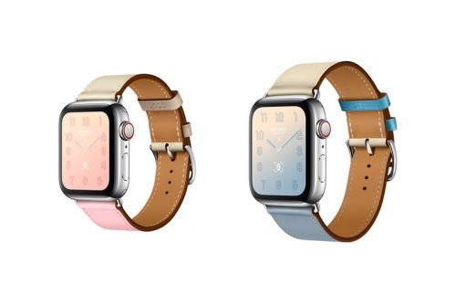 Apple Watch Unveils Colorful New Hermès, Nike+ Bands for Spring