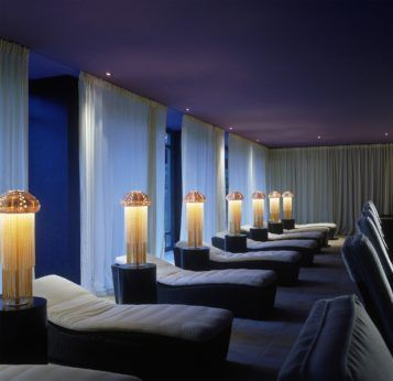Spa of the Week: Nescens Spa at La Réserve Geneva
